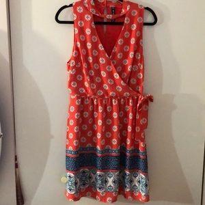 Design Lab summer dress